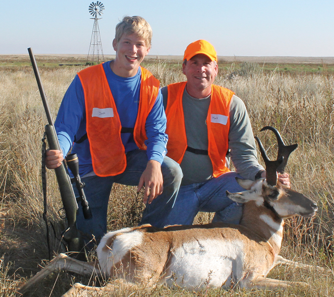 Texas Youth Hunting Program