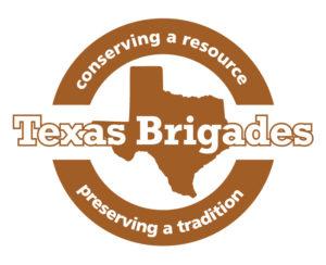 Texas Brigades Logo