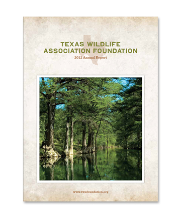 2012 TWAF Annual Report