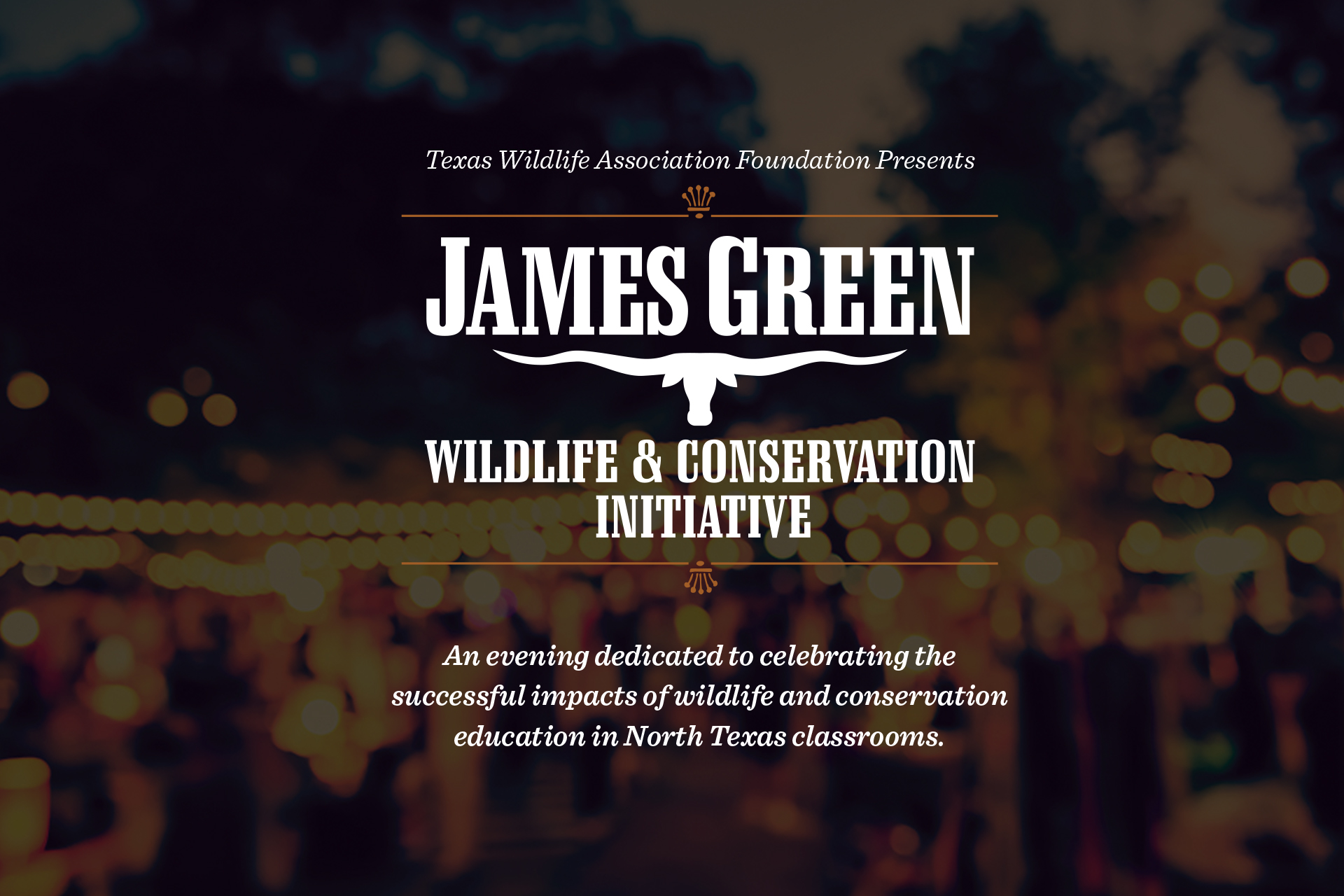 James Green Wildlife & Conservation Initiative